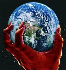 La Tierra en números rojos:  el ser humano, Satán de la Tierra